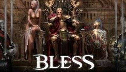Picture of Bless Online (Korea) verified Account